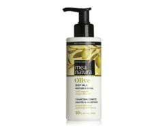 Увлажняющее молочко для тела с оливковым маслом MEA NATURA Olive Farcom