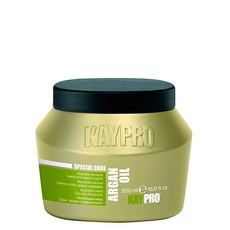 Питательная маска с аргановым маслом для сухих, тусклых и безжизненных волос ARGAN OIL KAYPRO SPECIAL CARE