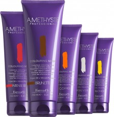 Оттеночная маска с маслом арганы Amethyste Colouring Mask Farmavita