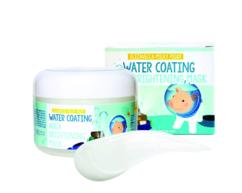 Маска для лица ночная УВЛАЖНЕНИЕ Water Coating Aqua Brightening Mask ELIZAVECCA