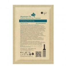 Маска для ревитализации и укрепления волос O'right «Абиссинское масло» Abyssinian Oil Sublime Renewal Hair Treatment, 70 мл