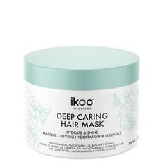 Маска для восстановления волос «Увлажнение и блеск» ikoo infusions Hydrate and Shine Deep Caring Hair Mask