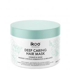 Маска для восстановления волос «Увлажнение и блеск» ikoo infusions Hydrate and Shine Deep Caring Hair Mask, 200 мл