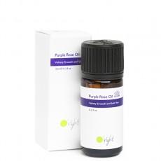 Масло для увлажнения окрашенных волос «Пурпурная роза» O'right Purple Rose Oil, 10 мл