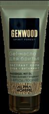 Gel-масло для бритья GENWOOD ESTEL