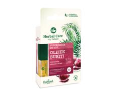 Масло для губ Бурити защитное и питающее Herbal Care Farmona