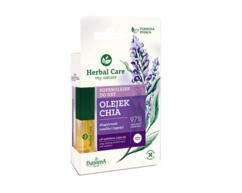 Масло для губ Чиа увлажняющее и смячающее Herbal Care Farmona
