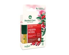 Масло для губ Шиповник смячающее и восставнавливающее Herbal Care Farmona