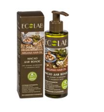 Масло для ослабленных и секущихся волос «Аргановое» ECOLAB