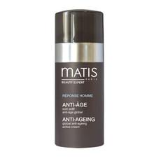 Крем для лица омолаживающий активный для мужчин REPONSE HOMME/ Global Anti-Ageing Active Cream MATIS