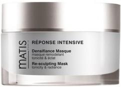 Маска для лица тонизирующая, придающая сияние коже Reponse Intensive/ Re-sculpting Mask MATIS