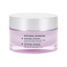Крем для лица предотвращающий первые признаки старения для нормальной и комбинированной кожи REPONSE JEUNESSE / Avantage Jeunesse normal&comb skin MATIS