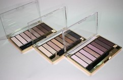 Паллета для макияжа глаз-тени для век MASTERPIECE NUDE PALETTE CONTOURING Max Factor