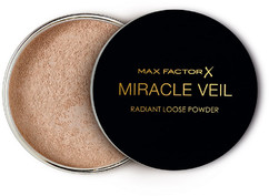 Рассыпчатая пудра для лица MIRACLE VEIL/Radiant Loose Powder Max Factor