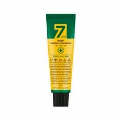 Регенерирующий крем для проблемной кожи с АНА/ВНА/РНА кислотами и экстрактом центеллы азиатской 7 days secret centella cica cream MAYISLAND