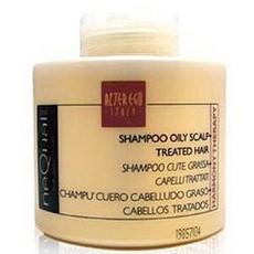 Шампунь для жирной кожи головы и поврежденных волос Alter Ego NeQual SPA Harmony therapy