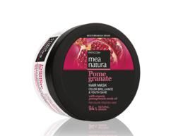 Маска с маслом граната для окрашенных волос MEA NATURA Pomegranate Farcom