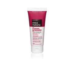 Скраб для лица с маслом граната MEA NATURA Pomegranate Farcom