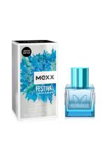 Туалетная вода для мужчин MEXX FESTIVAL SPLASHES MAN