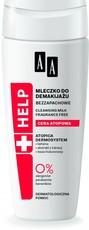 Молочко для демакияжа HELP Atopic Skin AA