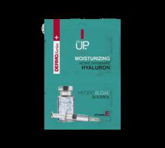 Маска увлажнение и активное насыщение кислородом с гиалуроновой кислотой SKIN UP