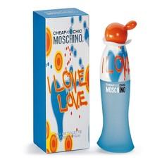 Туалетная вода Cheap and Chic Moschino I Love love