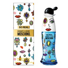 Туалетная вода SO REAL CHEAP AND CHIC  MOSCHINO