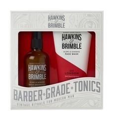 Набор для ухода за лицом Hawkins & Brimble Face Gift Set (Крем для лица, гель для умывания)