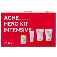 Набор подарочный COSRX AC Collection Trial Kit Intensive 2.0