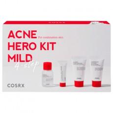 Набор подарочный COSRX AC Collection Trial Kit Mild 2.0