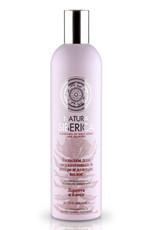 Бальзам для окрашенных и поврежденных волос «Защита и Блеск» Natura Siberica