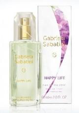 Туалетная вода GABRIELA SABATINI HAPPY LIFE