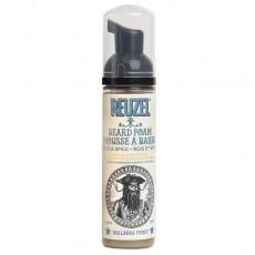 Несмываемая пена для бороды Reuzel Beard Foam Wood & Spice