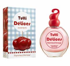 "Туалетная вода ""Tutti Delices Pomme D'Amour"" женская ARNO SOREL"