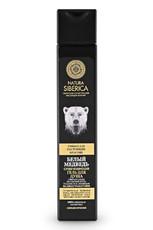 Супер бодрящий гель для душа «Белый медведь» Natura Siberica