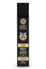Шампунь-энергетик для волос и тела 2в1 «Ярость тигра» Natura Siberica