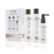 Cистема по уходу для окрашенных волос с тенденцией к истончению 3 Nioxin
