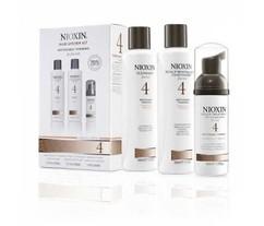 Система по уходу для окрашенных истонченных волос System 4 Nioxin