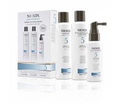 Система по уходу для химически обработанных с тенденцией к истончению волос System 5 Nioxin