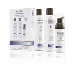 Cистема по уходу для химически обработанных истонченных волос System 6 Nioxin
