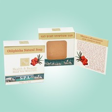 Мыло с облепихой для лица и тела «Health&Beauty»