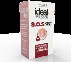 Эликсир для ногтей 8в1 IDEAL NAIL CARE DEFINITION Ingrid