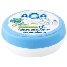 Защитный крем под подгузник для малыша AQA baby