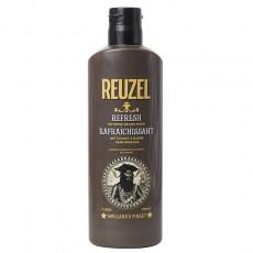 Несмываемая очищающая пена для бороды Reuzel Refresh Beard Wash