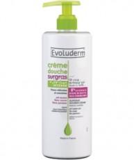 """Крем для душа """" Интенсивное питание"""", Intense Nutrition Shower Cream, 500 мл Evoluderm"""