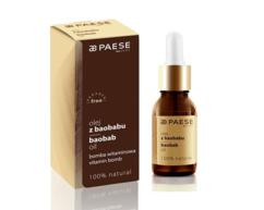 Масло Баобаба для лица и тела Baobab Oil PAESE
