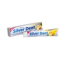 Паста зубная экстра отбеливание с лимоном Silver Dent