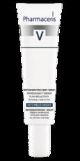 Репигментирующий ночной крем для кожи лица и тела с витилиго VITI-MELO NIGHT V Pharmaceris