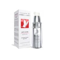 Гель-пилинг для проблемной кожи лица ANTI-ACNE «Medical Collagene 3D»