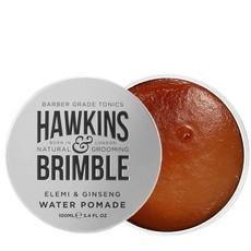 Помада для укладки волос Hawkins & Brimble Water Pomade